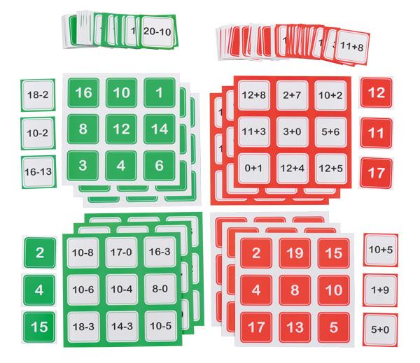 Gra w bingo - matematyka